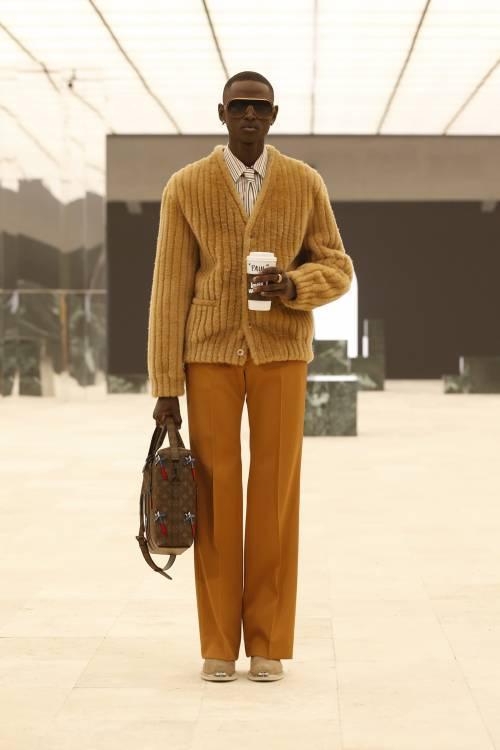 Louis Vuitton, fall-winter 2021/2022