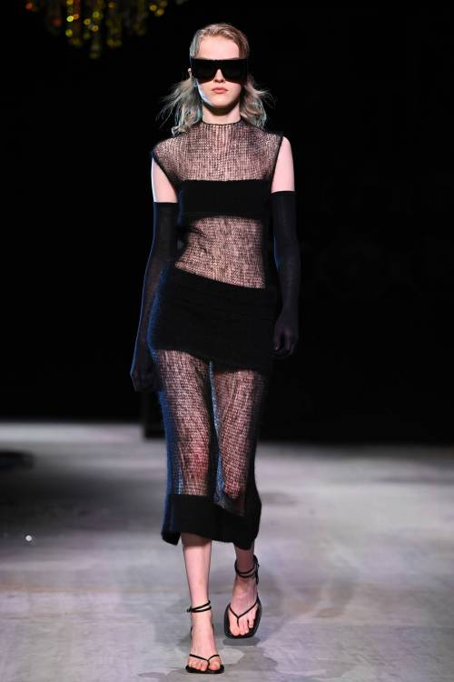 This season, when Grazia Malagoli, the creative director of Sportmax, presented the brand's new collection at Milan Fashion Week