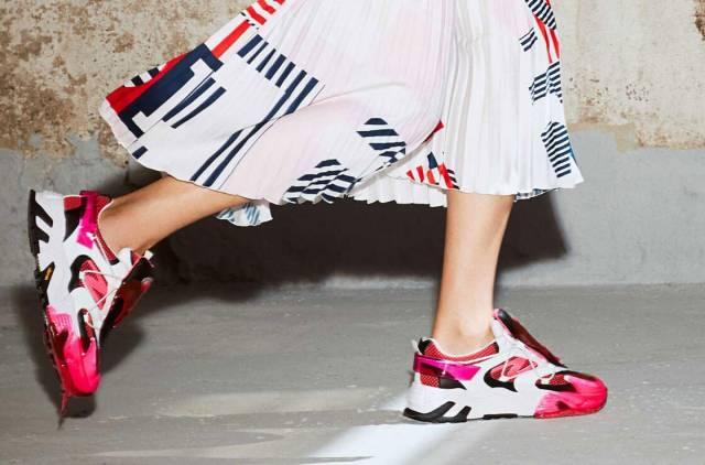 Модные кроссовки весна-лето 2020: 7 главных трендов | World Fashion Channel