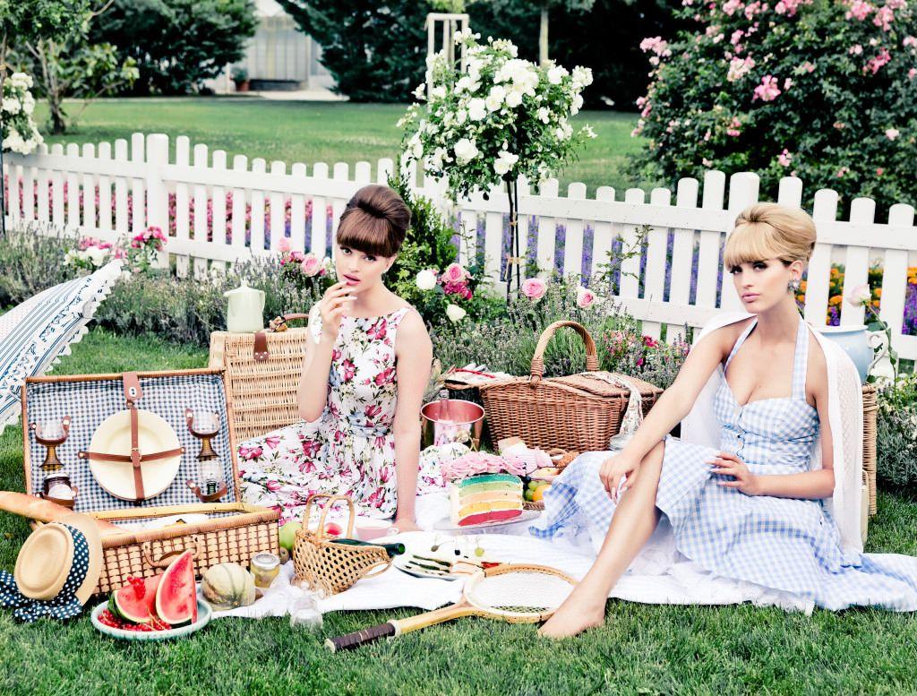 после одежда на пикник летом фото солнца